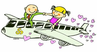 你明天正好坐飞机去香港,在将近3个小时的航程中也有可能觅到有缘人.