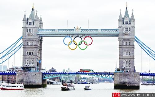有着118年历史的伦敦塔桥