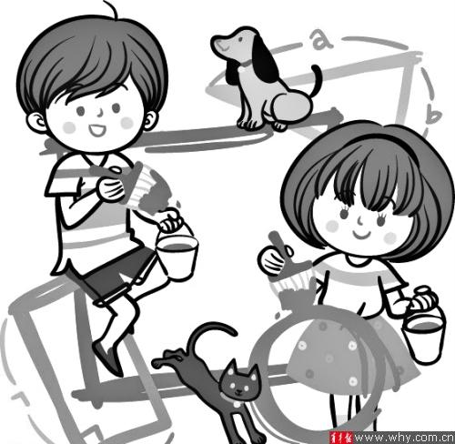 家长如何做好小学生绘画指导