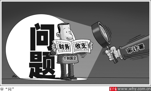 编制报表不准确,所属云南中烟工业有限责任公司等6家单位存在未按规定