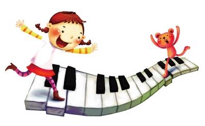 儿童废物利用手工制作乐器