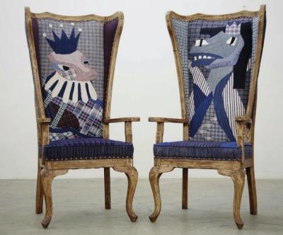 手编椅子制作步骤图解
