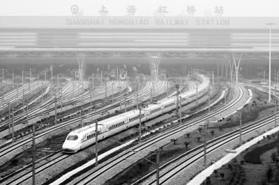 今年中秋节,国庆节,上海市民可以坐着高铁去香港旅游了!